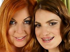 Mature inked pakistan face and her younger lesbian friend
