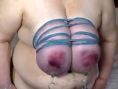 11-May-2016 Sausage Tit Torture Q1