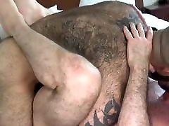 Sexy Bears Flip Flop Sex Muscle Bear Sex Fucking