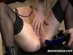 Black hama aunty Bound Whipped And Made To Orgasm