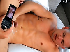 GayCastings - Twink shows off amator video sex moves for cash