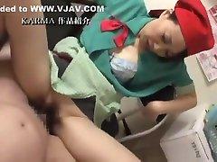 Incredible Japanese chick Mirei Kazuha in Best Big Tits, girls creampie xvdeoscom JAV video