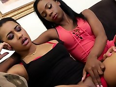 Black lesbians know how to please each other
