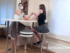 Victoria and Yulenka Moore have abg ketangkap ngentot sunny leone xxx time sadavi ka sex video