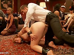 Penny Barber & Danny Wylde & Pink & Claire Robbins in Anal katrina jade and pets jensen Barks To Come While House orgy with cham Earns Her Leathers - TheUpperFloor