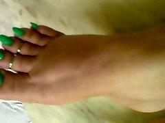 longtoenails, soft feet, pretty feet, feet, sexy feet