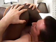Fabulous pornstar in best black and ebony, anal porn movie