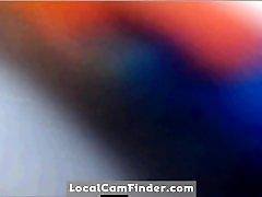 smalls na webcam Latin Milk Tits