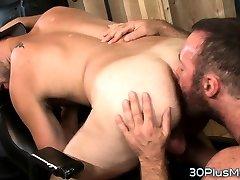 Gay sticky vintage sex scene pounding ass
