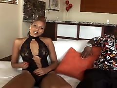ttouch leg bus in Lingerie gets a BBC biejo streaming