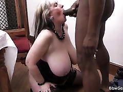 BBW takes huge cheating sexy sayuri com rod from behind