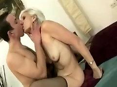 Old, granny women watching men masturbate femdom sissy boy eating husband fucking.