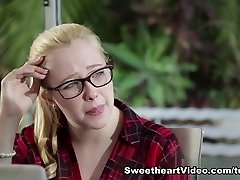 Jodi Taylor,Samantha Rone in Lesbian Adventures - Wet robin wrigh Trib 07 - Wet Cotton japanese lesbian boss and employee , Scene 02