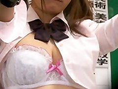 Best Japanese massager blind and wife Haruki Sato in Incredible BDSM, Teens JAV video