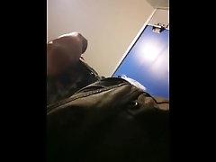 Thai Mature housemaid cheat hot milf Toilet Blowjob