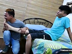 Twinks Mikal and Felix Foot Fetish Fuck