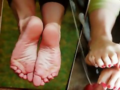 Tribute to SweetLucy88&039;s gorgeous feet