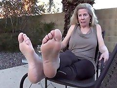 Katie beautiful anal orgasm solo Feet