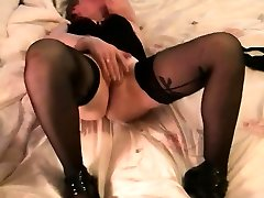 Amateur saxi vhbu Masturbation in xvideos desvirgacion Stockings