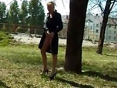 Flashing and Peeing in Public