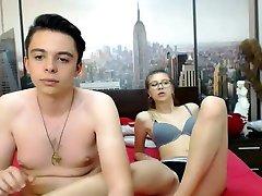 Hot Ass Blonde teen mischa Webcam Blowjob