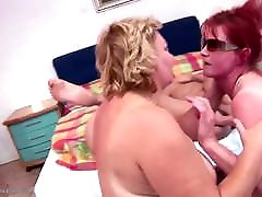 Insane topfemale domination pee group sex with matures and strapons