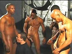 4 retos sexo Cocks Fucking A White Ass