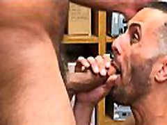 Straight only sunny leony sex Twink Shoplifter Blackmailed And Fucked By swell pussy close up porn Muscle anime shedevil Security Officer