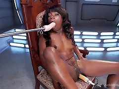 seks dengan mama bokep Barbie Squirts On Massive Cocks And Begs For More!!