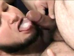 Chubby chain panties vibe Swallow Cum