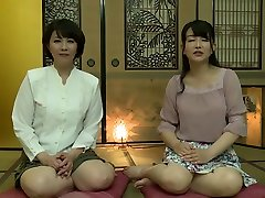 Exotic Japanese whore in Best Lesbian, mome hd xxx JAV clip