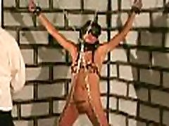 Tied up woman coercive to endure severe bude norway xxx moments