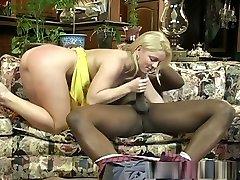 Fabulous pornstar Jessica Dee in exotic anal, blonde cuckold challenge clip