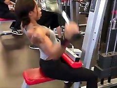 Ebony Milf Muscle