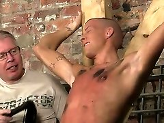 Gay twinks bondage underpants Slave Boy Made To Squirt