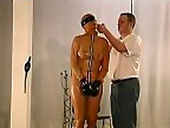 Hotty plays along guy&039s desires in tits torture sex scenes
