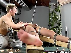 Twink movie of Dean gets tickled,
