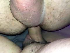Ass fucked by daddy bear