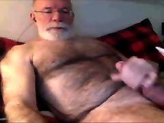 old many old man bear