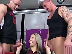 Hot findbest carlotta Guys Fuck Horny Blonde And Eachother