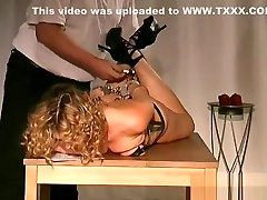 Hot Fetish Scenes With Babe Having Her Mounds Tortured