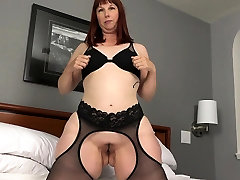BBW nice ass fack Scarletts hard nipples need attention