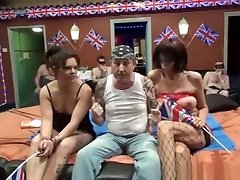 British gangbang