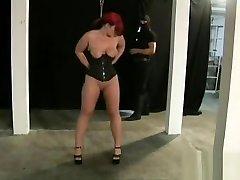 Hot Fetish Scenes With Babe Having Her Zeppelins Tortured