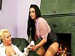 Hot milf tranny amateur gets big butt spanked hard and sweet pussy licked