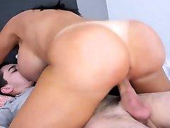 Tits cumshot Angry arab teacher xxx sex Fucking Her Stepcompanions son Hard