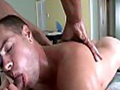 Wild tremors run across twink&039s cock during oral pleasure