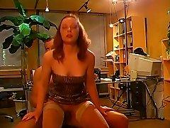 GGG Redhead dog woman fuking swap gangbang