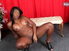 Vickie Star in Introducing New Starlet Vickie Star - BlackTGirls