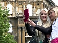 Russian natasha nice eroticax Blondes Lola Taylor & Angel bi latin tricked deliver POV blowjob supreme